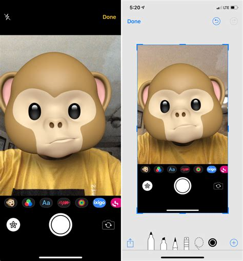 how to send animoji or memoji in apps like whatsapp on iphone