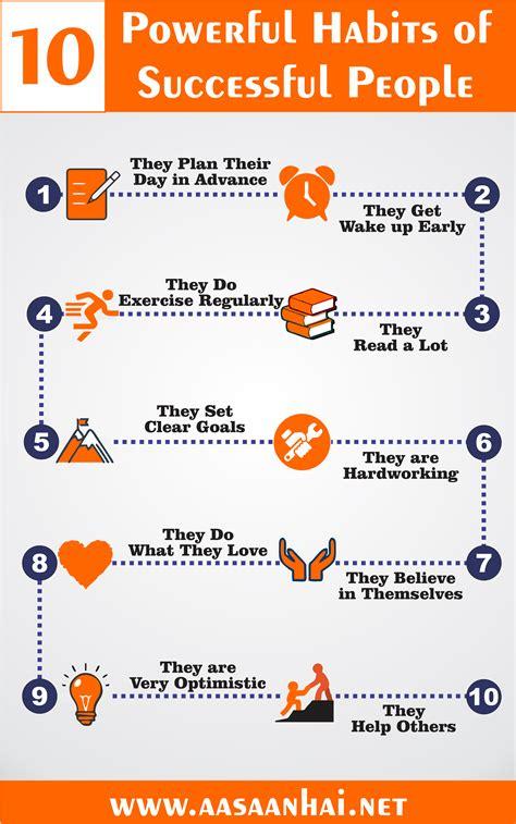 10 Habits Of Highly Successful People In Hindi  अत्यधिक सफल लोगों की 10 आदतें