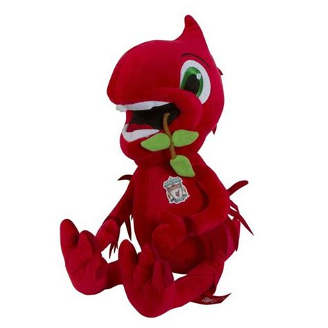 Liverpool FC LFC Mighty Red Mascot Official for sale ...
