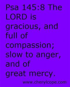 Mercy Quotes an... Kindness And Mercy Quotes