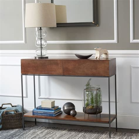 west elm entryway ikea console tables best furniture pieces for your