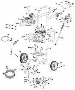 Honda Gcv190 Pressure Washer Parts List