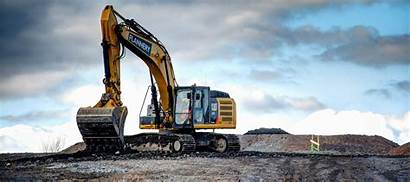 Excavator Desktop Wallpapers Signs Plant Flannery Tracked