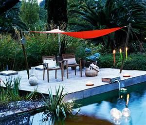 best idee jardin romantique photos awesome interior home With idee deco terrasse jardin 13 decoration salon zebre