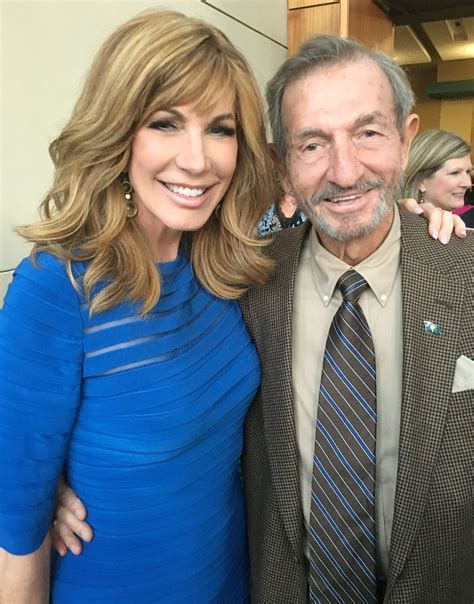 leeza gibbons opens    fathers heart attack