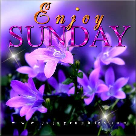 enjoy sunday  graphics quotes comments images
