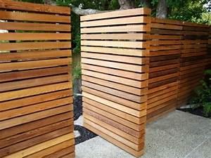 Welches Holz Für Gartenzaun : ber ideen zu moderner zaun auf pinterest ~ Lizthompson.info Haus und Dekorationen