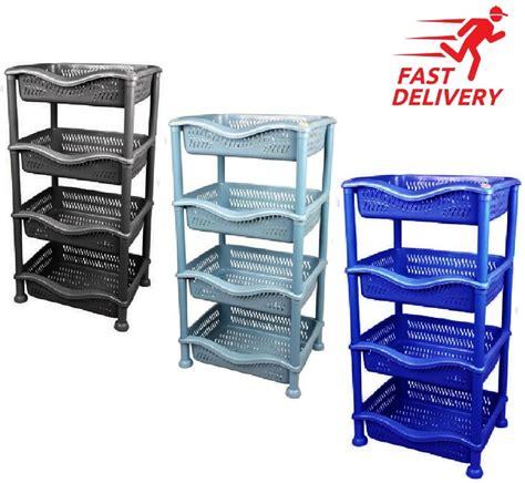 tier fruit vegetable rack kitchen pantry storage rack