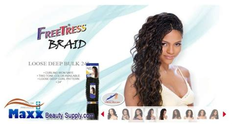 Freetress Premium Synthetic Hair Braid