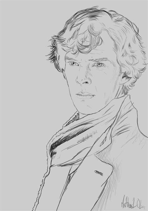 bbc sherlock drawing google search sherlock sherlock
