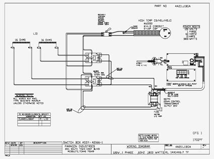 kiln wiring diagram technical wiring diagram