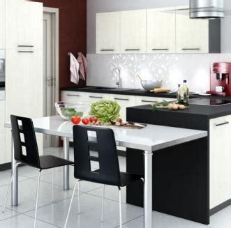 implantation cuisine ilot nombreux conseils et tendances pour aménager votre cuisine