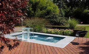 Kleiner Pool Für Terrasse : kleiner pool im garten pool f r kleine grundst cke ~ Orissabook.com Haus und Dekorationen