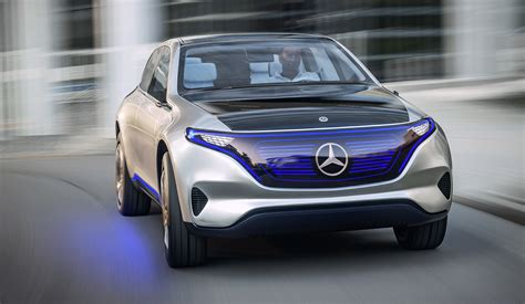 mercedes benz generation eq revealed electric suv debuts