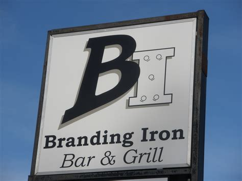 branding iron bar grill formerly steakhouse 603 7th