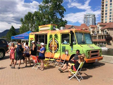 food trucks galore kelowna news castanetnet
