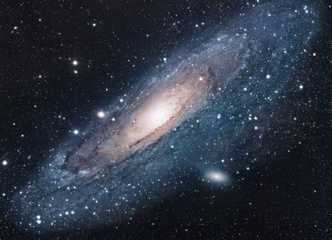 The Milky Way Andromeda Universe Today