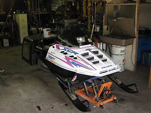 1996 Polaris Indy Xcr 600