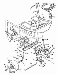 Craftsman 502270210 Parts List And Diagram