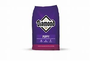 Puppy diamond diamond for Diamond dog food distributors