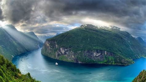 10 Top Tourist Attractions In Norway Youtube