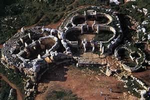 Ggantija Gozo Malta Temple