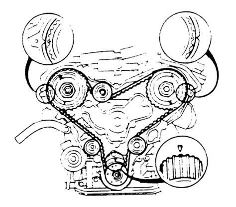repair guides piston engine mechanical timing belt