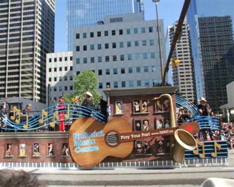 parade float decorations calgary beautiful parade floats celebrate the western theme from