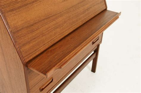 secretaire moderne bureau beautiful modern teak desk bureau at 1stdibs