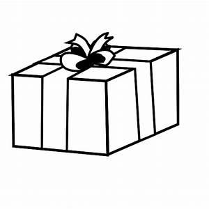 Birthday Presents Clipart Black And White | Clipart Panda ...