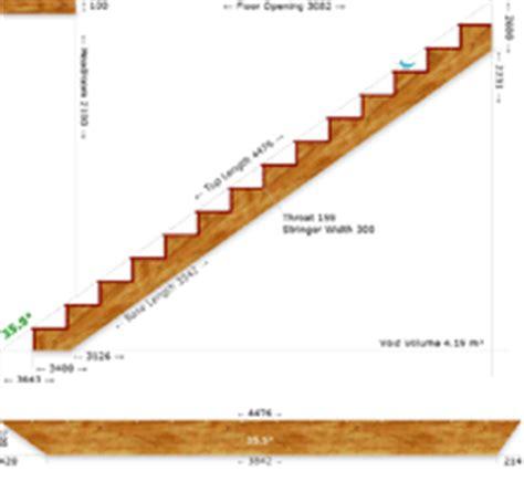 Deck Stairs Calculator Australia by Calculators For Contractors Builders Remodelers