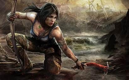 Lara Croft Tomb Raider Characters Games Fan
