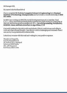 Basic entry level cover letter for Computer science cover letter entry level