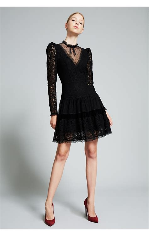 black party dresses    real crush dressh
