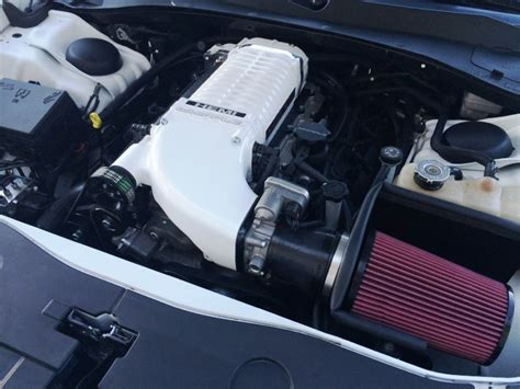 Whipple Superchargers Dodge Ram