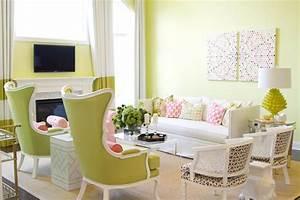 le jaune pour une decoration interieure joyeuse design feria With sites de decoration interieure
