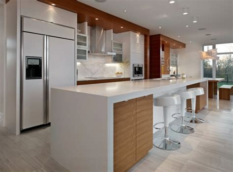 cuisine comptoir bois comptoir de cuisine en 31 id 233 es design