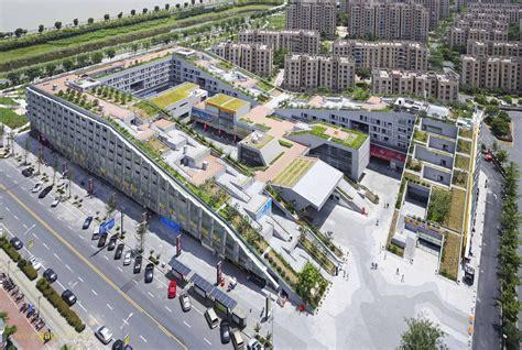 Galeria De Complexo Comercial Hangzhou Duolan / Bau