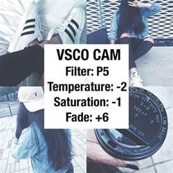 VSCO Filters Instagram Theme