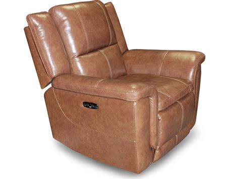 Light Brown Recliner Chair by Light Brown Leather Power Motion Chair Bailey S
