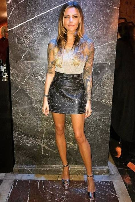 pin auf trends leather skirts