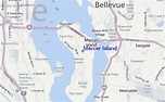 Mercer Island Tide Station Location Guide