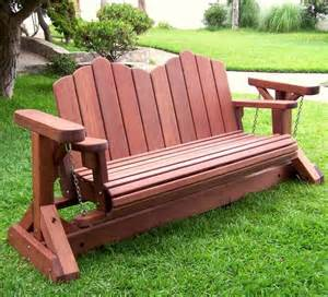 Rocking Chairs Outside Picture