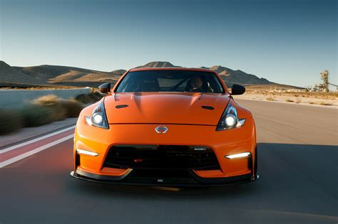 Modified Nissan 370Z Nismo concept 'may appear' in ...