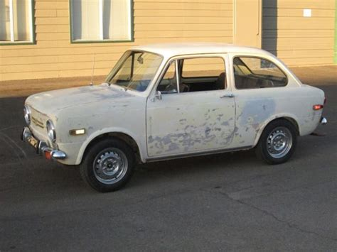 Fiat 850 Sedan by 1971 Fiat 850 Berlina Sedan Classic Fiat 850 Berlina