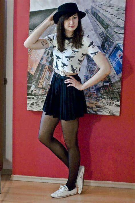 Best Images About Beautiful Girls In Pantyhose