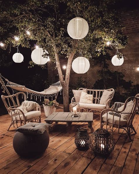 super cozy outdoor spaces youll love  forest