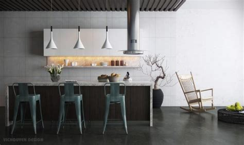 12 Modern Eat In Kitchen Designs by 12 Modern Eat In Kitchen Designs Gawe Omah Design
