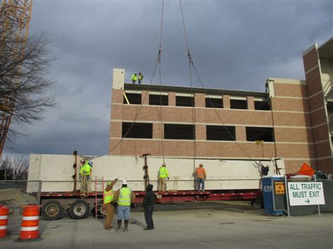 New Parking Garage At Christiana Hospital Is On Pace For