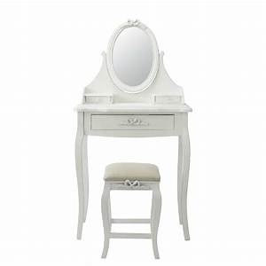 Dressing Maison Du Monde : dressing maison du monde 2017 et white dressing table with stool maisons images ~ Teatrodelosmanantiales.com Idées de Décoration